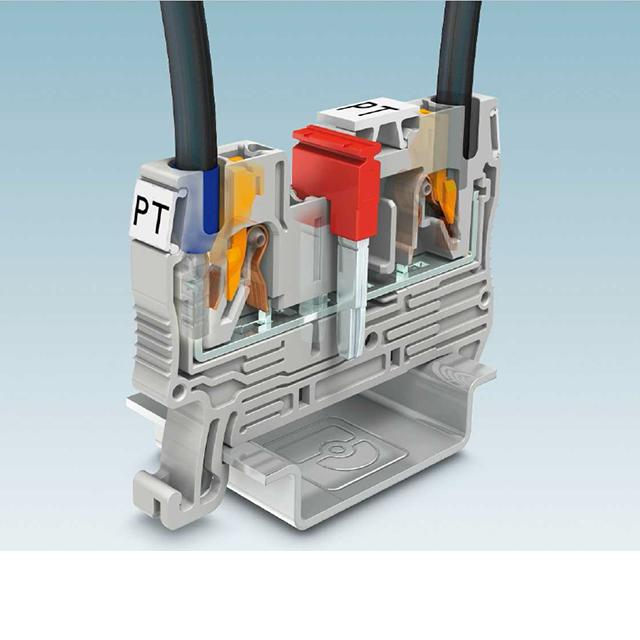 直插式端子PT系列