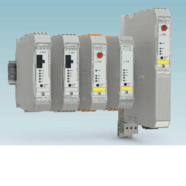 电子开关设备和马达控制