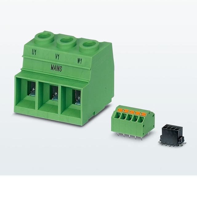 固定式连接器