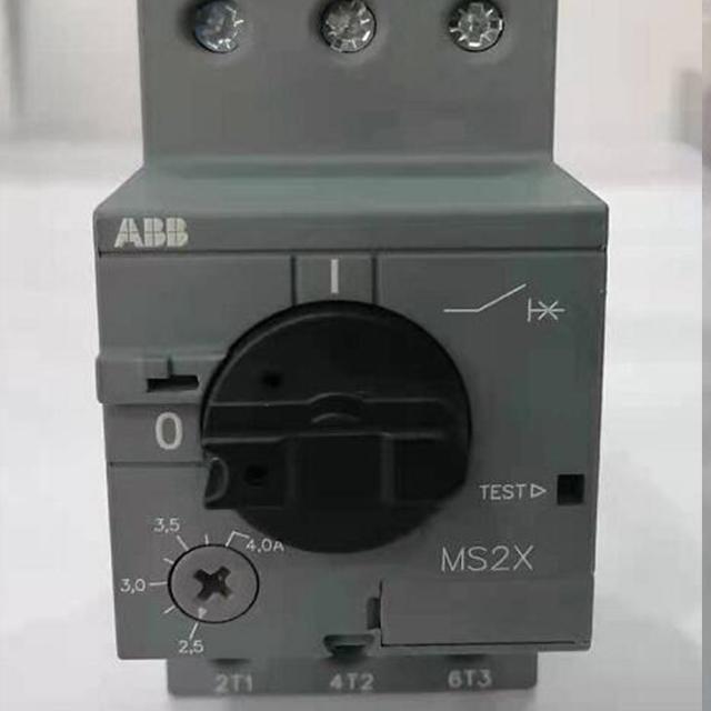 电动机保护用断路器MS2X系列